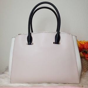 kate spade sydney large double-zip satchel